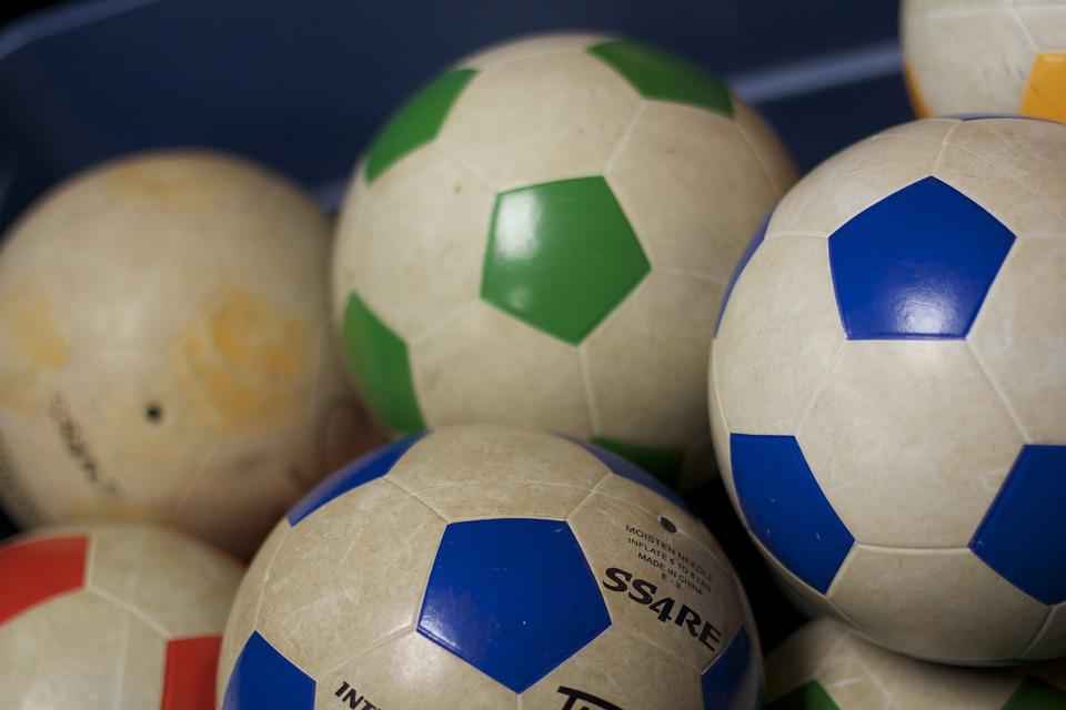 verzameling ballen