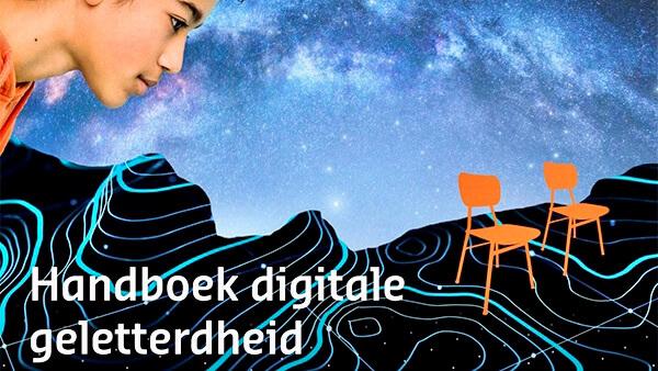 omslag Handboek Digitale geletterdheid