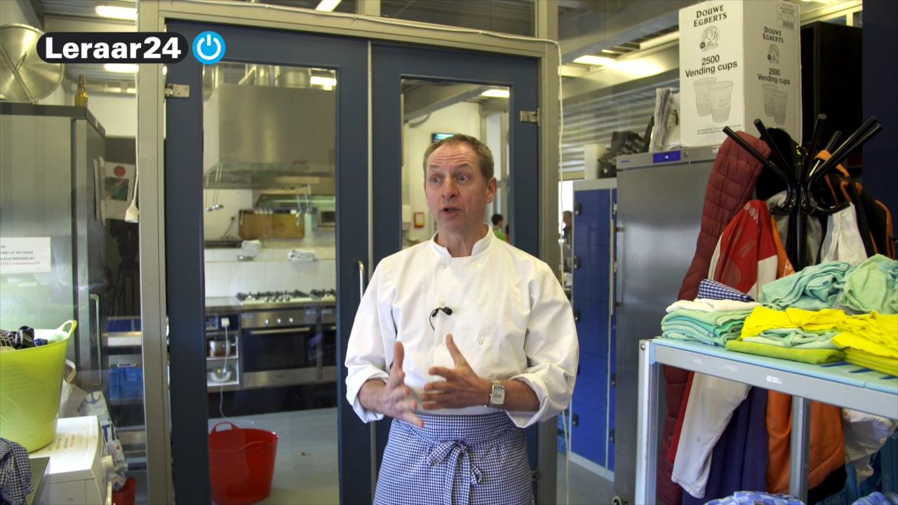 Meer zelfstandigheid met een ipad in de keuken leraar24 for Keuken ontwerpen op ipad