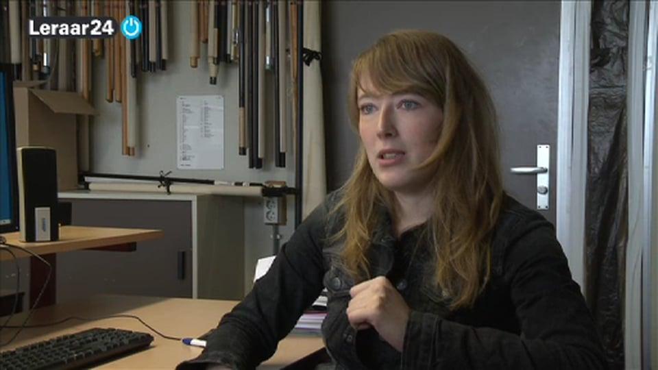 Startende leraar vertelt over haar ervaringen
